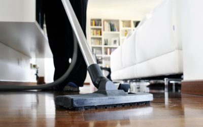1) Cleaning Preparation